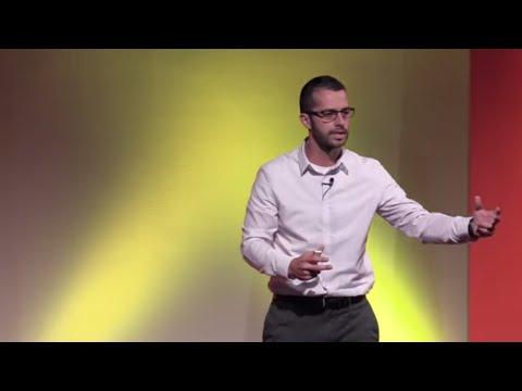 We're All A Bunch of Broken Crayons   Ali Goljahmofrad   TEDxSanAntonio