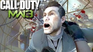 Call of Duty Modern Warfare 3 Makarov's Death Mission Gameplay Veteran