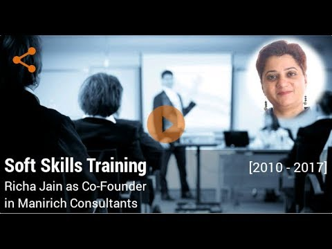 Career in Soft Skills Training