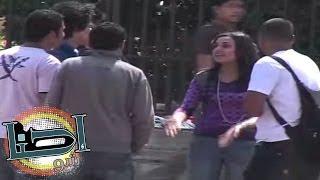 فتاة تعاكس شباب - إحنا شو