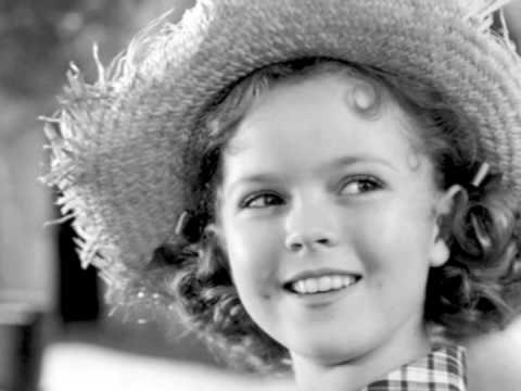 "Shirley Temple: ""Happing Endings"" Rare Recording"