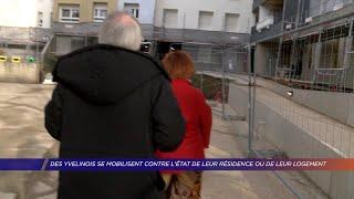 Yvelines | Des Yvelinois se mobilisent contre l'état de leur résidence ou de leur logement