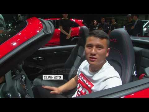 Panairi i makinave lukzose në Shangai - Top Channel Albania - News - Lajme