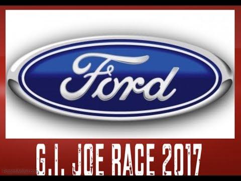 FORD GI JOE RACE