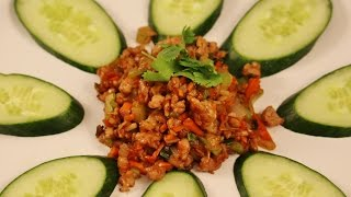 Thai Beef Salad-english Cucumber