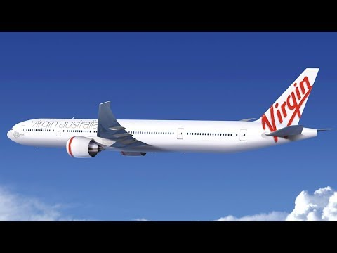 The PAST and FUTURE of VIRGIN AUSTRALIA
