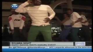 Radio Maisha's rhumba night brings Merica club Nakuru down