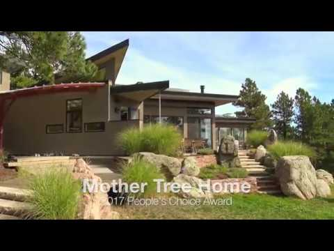 2017 Boulder Green Home Tour Winner - Mother Tree Home