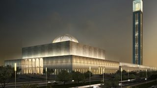 مسجد الجزائر الأعظم / algeria mosque