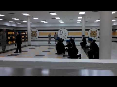 Loris High School Fancy Drill Team @ Dillon Perspective 1