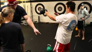 Orange Kettlebell Club Introduction to Kettlebell Sport DVD 60 sec trailer