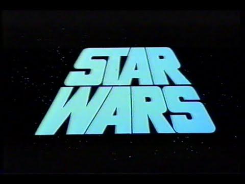 star wars 1977 trailer vhs capture youtube. Black Bedroom Furniture Sets. Home Design Ideas