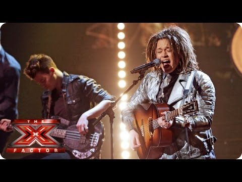 Luke Friend sings Best Thing I Never Had by Beyonce - Live Week 9 - The X Factor 2013