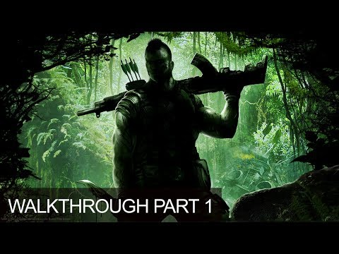 Turok Gameplay Walkthrough Part 1