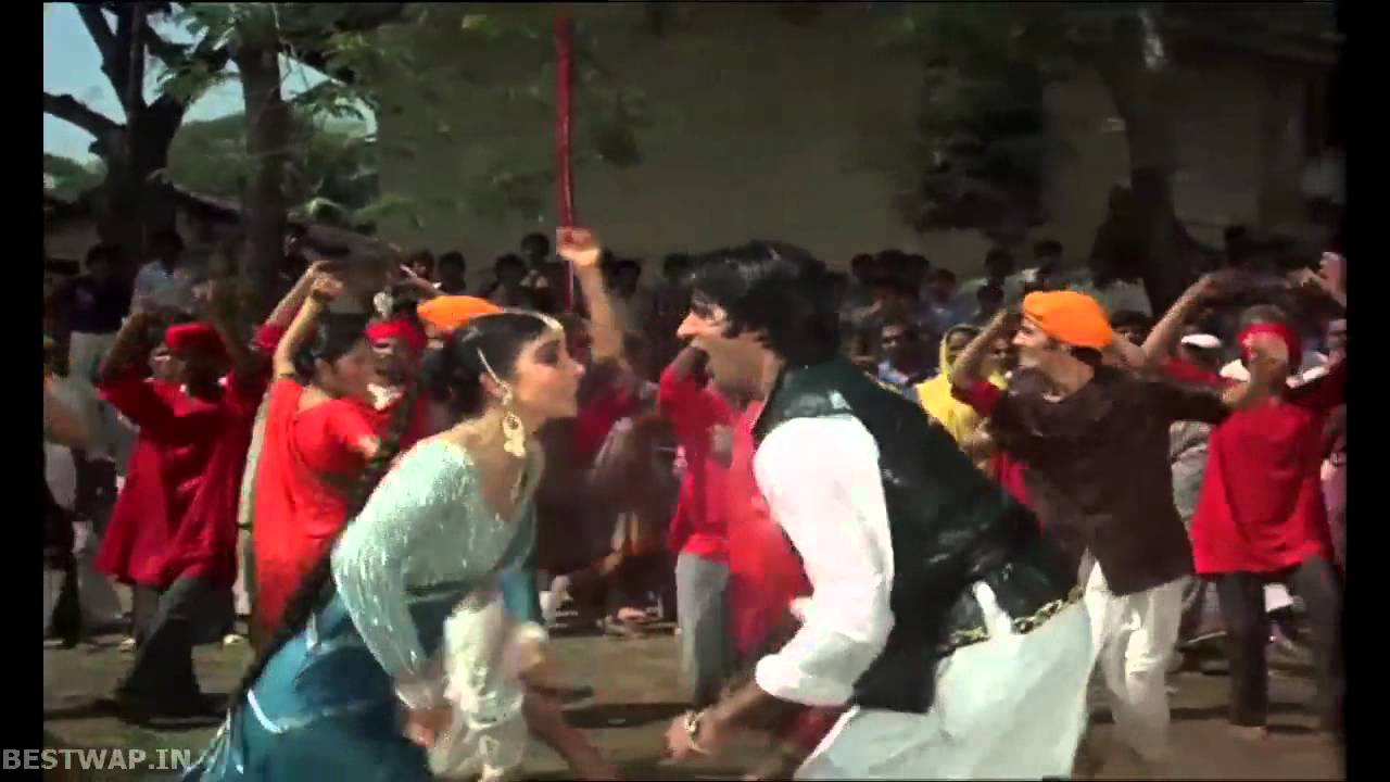 Hamka Isak Huwa Hai Yaro Coolie Amitabh Bachchan