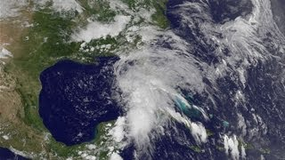 Tropical Storm Andrea threatens Florida