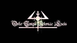 Ordo Templi Aeternae Lucis - Les Litanies De Satan