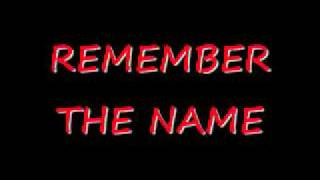Remember The Name Remix by Fort Minor ft Eminem, Tony Yayo & Obie Trice (Clean) ~ DJ Eli ~