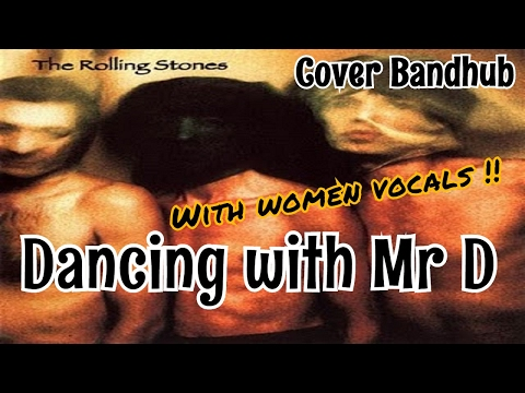 Cover Bandhub - Dancing with Mr D - The Rolling Stones