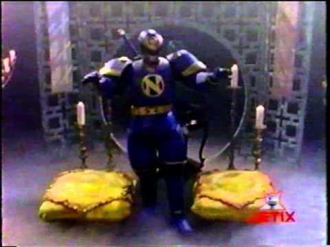 La Historia de Los Power Rangers