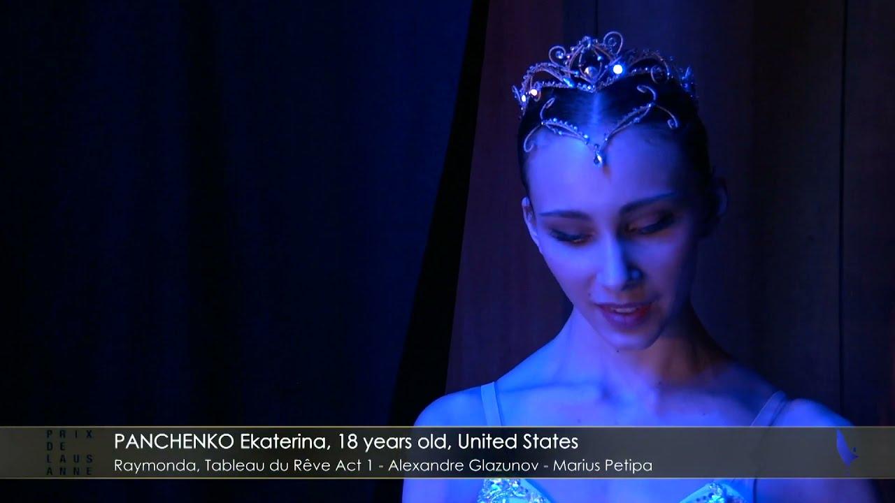 Prix de Lausanne 2020 | Katya Panchenko Raymonda, Tableau du Reve Act I (Bayer Ballet)