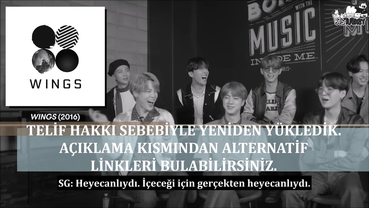[05.10.2020] BTS Break Down Their Albums, From DARK & WILD to MOTS:7 Pitchfork (Türkçe Altyazılı)