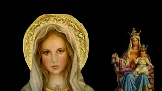 Queenship of Mary ~ Feast Day ~ 22 August!