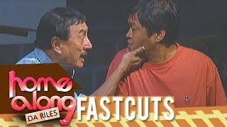 babalu at Dolphy, nag- agawan sa lupa | Home Along da Riles Fastcuts episode 14  | Jeepney TV