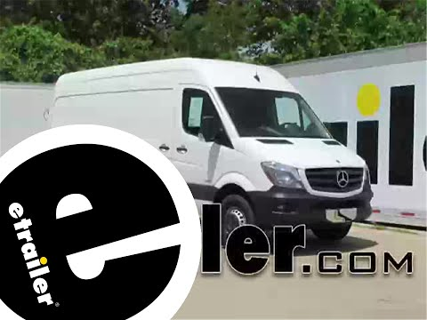 Etrailer | Trailer Wiring Harness Installation - 2014 Mercedes-Benz Sprinter