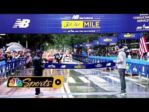 Fifth Avenue Mile 2018 men's race (FULL) I NBC Sports