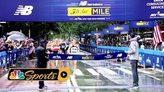 Fifth Avenue Mile 2018 men's race (FULL) I NBC Sports