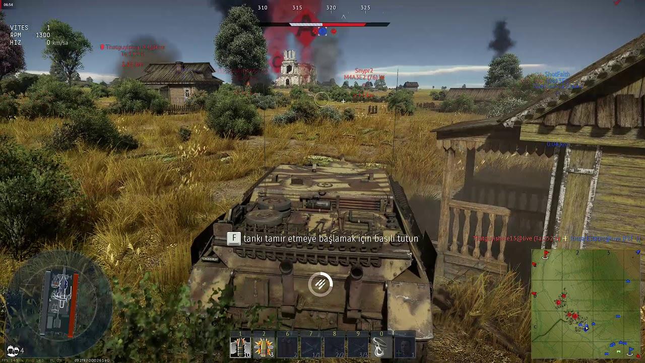 War Thunder - Arcade Mode #8 - YouTube