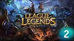 League of Legends DZ#2#Beschwörer name und lol clint viedeo oder trailer