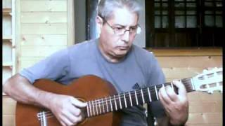 Hello - for solo acoustic guitar