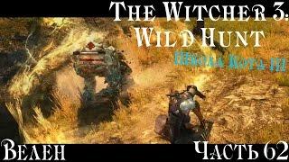 The Witcher 3: Wild Hunt part 62 Велен (улучшения Школы Кота III)
