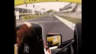 Senna Prost Mansell Piquet - A Epoca de Ouro da F1