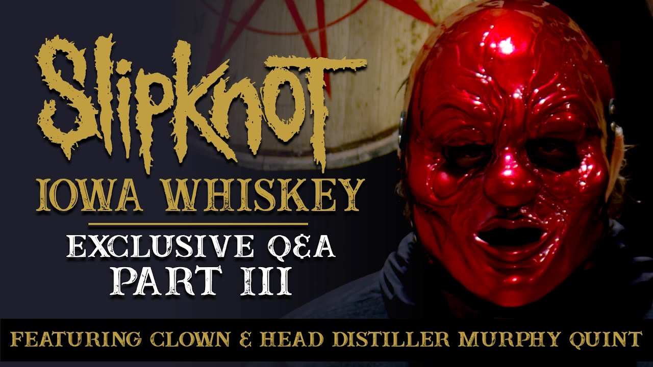 Slipknot's First Practice Song & More [Slipknot Whiskey Q&A - Part 3]