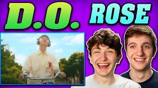 D.O. - Rose MV REACTION!! (EXO)