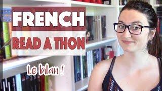 FRENCH READ A THON | LE BILAN