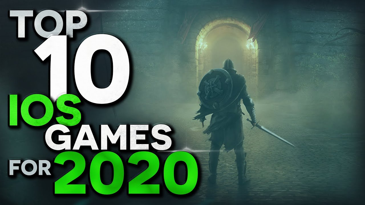 Top 10 iOS Games Coming in 2020 - JCF