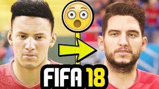 FIFA 18 NEW FACES UPDATE - FIFA 18 Update June 2018
