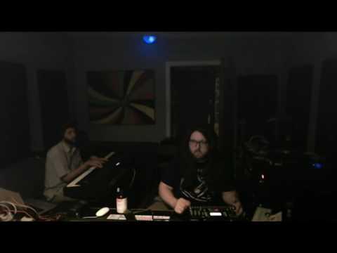 jonwayne and kiefer cooking in the studio
