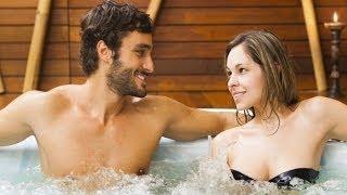 Hot tub sex