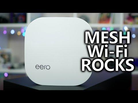 Eero Home WiFi Long Term Review: Mesh WiFi ROCKS