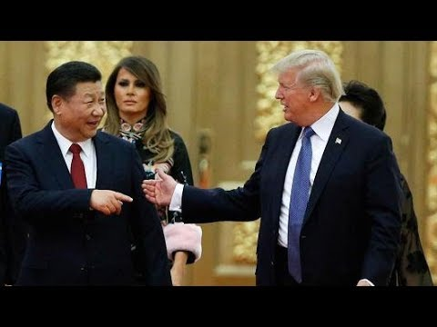 BREAKING: TRUMP PRESIDENT FOR LIFE COMMENT ABOUT XI JINPING CONSOLIDATING POWER IN CHINA WAS A JOKE