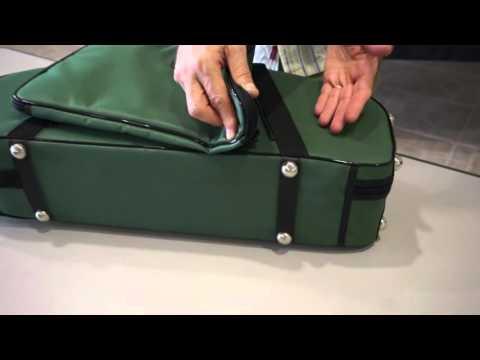 Fix sheet music bag with Zipper