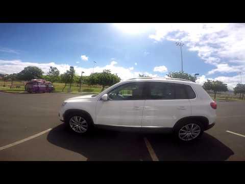 Kihei Auto Sales VW Tiguan