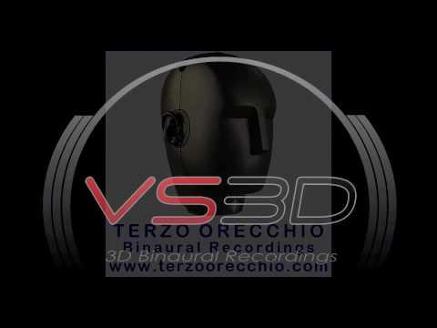 Viaggi Sonori 3D: TEMPORALE [3D Binaural Audio]