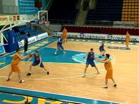 тактика техника нападении игры баскетбол и в