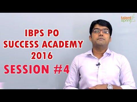 IBPS PO Success Academy 2016 || 2 Things to Avoid in Reasoning || Banking Careers